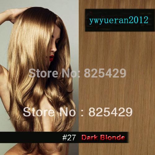 Yueran 22/34 10 200g 100% remy /# 27  HH-200G-12