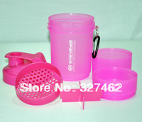 The New 2013 Shaker Bottle  , For Fitness Protein Powder Mixing Bottle, Sports Bottle,Water Bottle + FREE SHIPPING