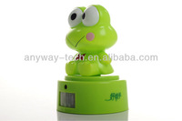"""Wholesale frog sensor welcome device """"Hello,Welcome"""" green color Infrared sensor"""