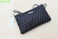 Low Price Selling!Mango Women's Handbag Crossbody Small Day Cluth Bag Messenger Shoulder Bag MNG Envelope Plaid Bag