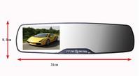 Car Black BOX 1080P Car Rear view Mirror Parking Back Up DVR CAMERA HD 1080P G-SENSOR Car Black Box