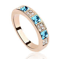 accessories austria crystal ring crystal