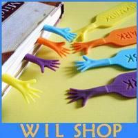 Wholesale fashion design Colorful Bookmarks set