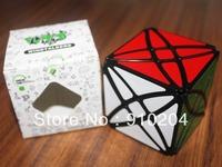 Free shipping!! Lanlan Flower Rex Puzzle Cube Black