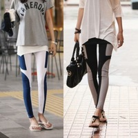 free shipping fashion Double b920 colorant match all-match skinny legging pants fashions