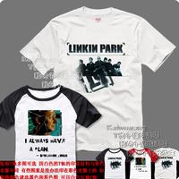 Dj t-shirt linkinpark 15 chromophous 100% cotton short-sleeve