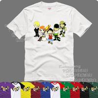 Dj t-shirt cartoon series one-piece 35 100% cotton short-sleeve multicolor