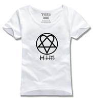 Dj t-shirt series of the devil him 4 100% Men short-sleeve cotton t-shirt