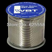 WBT 0820 Silver Solder 4% Silver Content  wbt solder wire 0.8MM solder