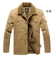 Hot Sale New 2013  Men's Brand  jackets   Warm Winter For Outdoor  Jackets thick Jacket Outdoors  255