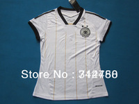 2014 Top grade quality Germany women jerseys,Free shipping new season Germany lady jerseys home white