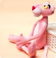 Free Shipping 38cm Girl friend gifts nici pink panther doll sweet birthday plush toy tiger 26cm/38cm/50cm75cm/90cm/110cm