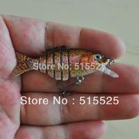 Free shipping hot sale mini swimbait fishing lure fishing tackle