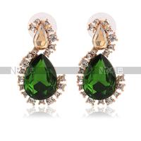 Wholesale  Free shipping women jewelry pendant drop earrings Lady Earrings #ET1015