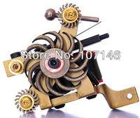 Great Design Luo's Tattoo Machine Guns For Shader Tattoo Supply Tattoos Gun 10 Coils