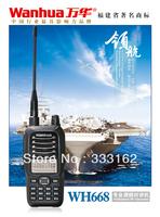 WH668 Dual-band Radio/walkie talkie vhf radio with PTT ID,BCL,FM Radio,Remote Kill/Stun Revive,dual display,dual standby