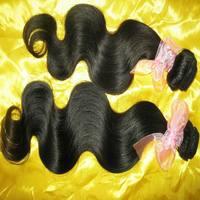2 pcs/lot Virgin human hair 6A Malaysian body wave weaves,Mocha hair quality plus cheaper price, free fast shipping