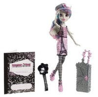 Original Monster High Travel Scaris Rochelle Goyle Doll free shipping loose