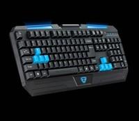 Free shipping Gaming keyboard internet keyboard led keyboard k60d laptop keyboards