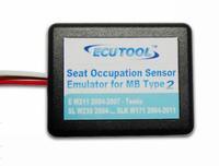 Wholesale 20pcs /lot Mercedes Benz airbag repair tool Seat Occupancy Occupation SRS Sensor Emulator Type 2 for W211 W230 W171