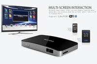Android 4.2 OS  Smart Multimedia Player ARM CORTEX A9 Dual core PK3066 TV BOX mini PC