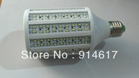 E27 3014 25W 270leds 2700lumen 220V AC cool white warm white corn led bulb