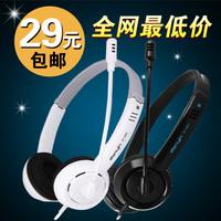2013 NEW Dt-326 computer earphones band headset computer laptop earphones