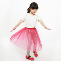 children's clothing dream elegant little princess waist skirt 1224219