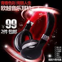 2013 NEW Ok-400 fashion music earphones headset computer earphones