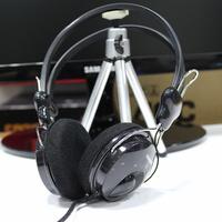 2013 NEW Internet cafes earphones computer earphones headset game headset earphones belt microphone