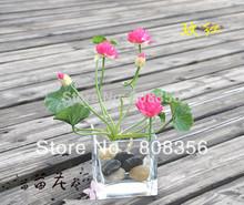 popular artificial flowers lotus