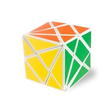 New White DianSheng Twist Screws Magic Cubes Puzzle Toys mf35