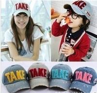 Free shipping TAKE children's Baseball Cap Hat NEW style children peaked cap boy's cap boys hat CA017