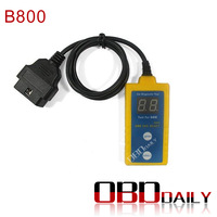 2013 high quality B800 SRS Scanner And Resetter Tool for BMW Fit E36 E46 E34 E38 E39 Z3 Z4 X5