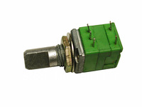 ALPHA POTENTIOMETER 9mm A5K ohm WITH ON OFF SWITCH T9660R walkie talkie switch