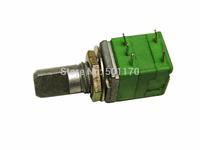 ALPHA POTENTIOMETER 9mm A5K ohm WITH ON OFF SWITCH T9660R walkie talkie switch