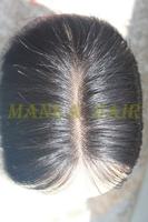 "top lace closure 100% brazilian virgin human hair silk straight 8""-20"""