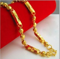 2013 fashion fake gold necklace fashion fake gold necklace not faded gold necklace and a spun gold necklace