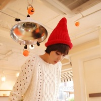 FREE SHIPPING Candy color knitted hat autumn and winter lovers all-match thermal