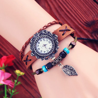 Paper small fresh bracelet watch fashionable casual lady student watch