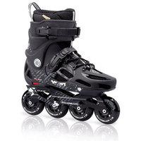 Rb rollerblade twister 80 fsk slalom skates skating shoes roller skates