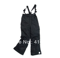 Factory outlets 2013High Quality Boys and girls Ski pants windproof and waterproof outdoor trousers in children pants