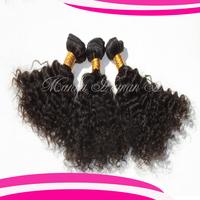 "Free shipping  Grade AAAAA 2pcs/lot virgin kinky curly mongolian hair 10""-20"" mongolian kinky curly hair 40g/pcs=1.4oz"