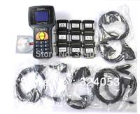 2014 Top Quality Black Version T300 Transponder Key Programmer with Full Set of Connectors - Universal Key Maker Machine