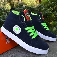 Summer new arrival high-top shoes casual shoes fashion all-match men's trend male hip-hop