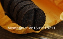 Free package mail 07 pu er ripe tea 200 g mini to spill tea packaging process