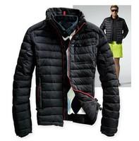Hot sale! Men's RLX Top quality brand down coat, polo sports winter jacket, slim, fashion design, upper-scale, size M-XXL