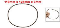 Oil Sealing Gaskets Fluorine Rubber O Ring 125mm x 3mm