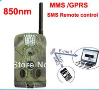 LTL Acorn 6210MG 6210MM 850nm 12MP HD 1080P MMS Wild Trail camera SMS Remote Control GPRS Hunting Camera with external antenna
