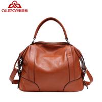 2013 women's handbag bag one shoulder cross-body handbag fashion bags women's cowhide genuine leather bag
